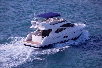 Hansheng Yachts Gallop 53 Stern