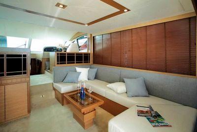 Hansheng Yachts Gallop 53 Saloon