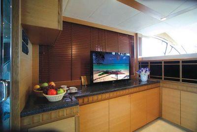 Hansheng Yachts Gallop 53 Interior