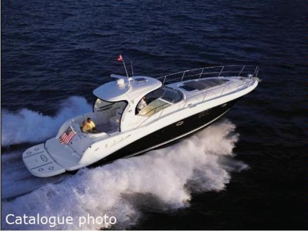 Sea Ray 460 Sundancer Jutta IV