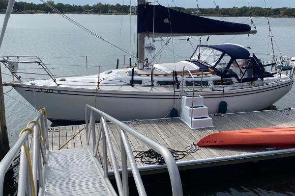 Catalina 30 Tall Rig