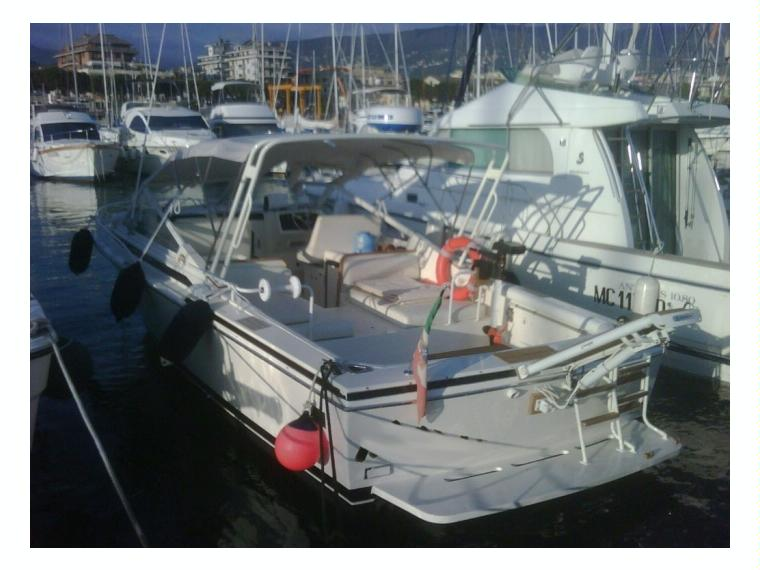 Bertram Yacht Bertram Yacht Moppie 28' open