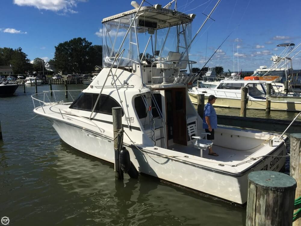 Luhrs Tournament 350 Custom 1989 Luhrs Tournament 350 Custom for sale in Stevensville, MD