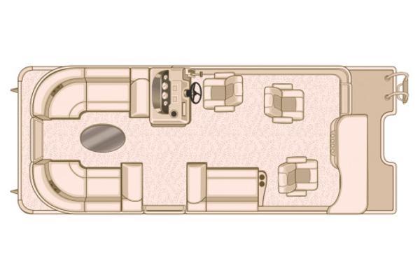 Sylvan Mirage Cruise 8522 Entertainer LE