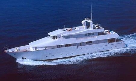 Steel Displacement Ocean Going 38m M/Y