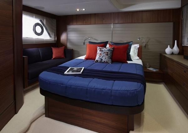 Princess V48 Cabin