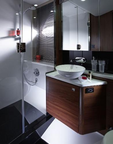 Princess V48 Bathroom