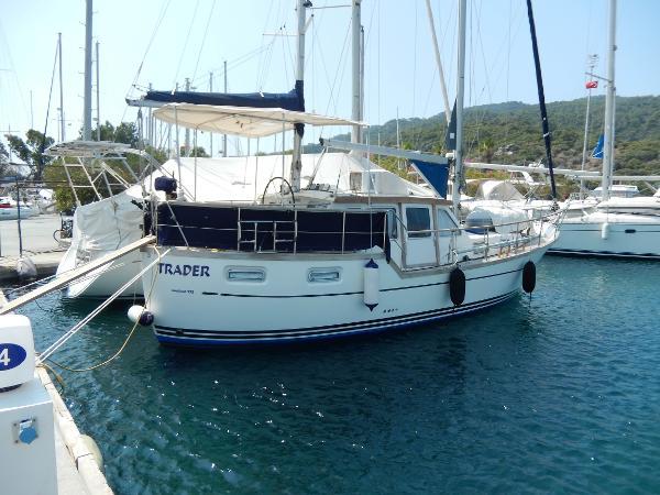 Nauticat 331 Main