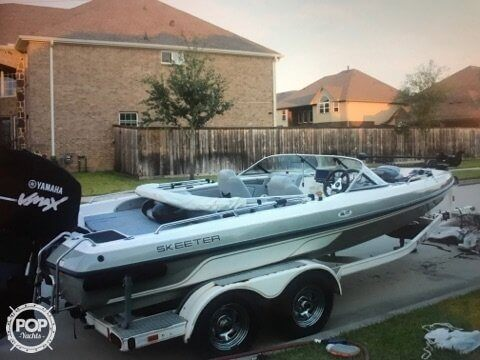 Skeeter 210 Sl 2007 Skeeter 20 for sale in Katy, TX
