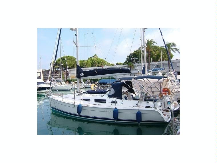 Hunter HUNTER MARINE HUNTER 33 WY37783