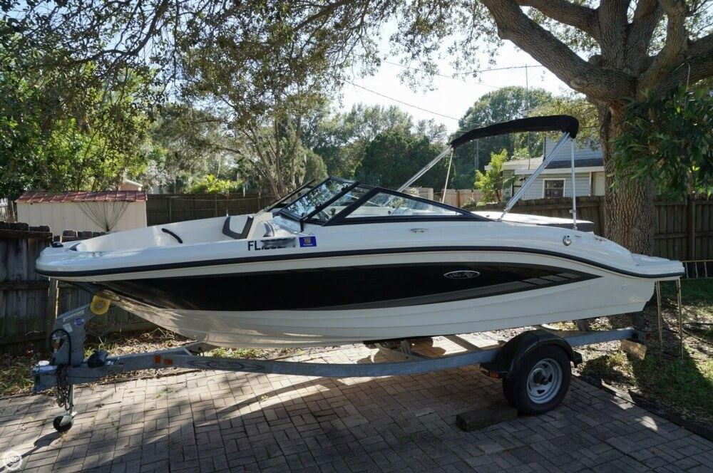 Sea Ray 19 SPX 2015 Sea Ray 19 SPX for sale in Saint Petersburg, FL