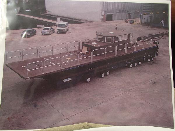 Barge Custom