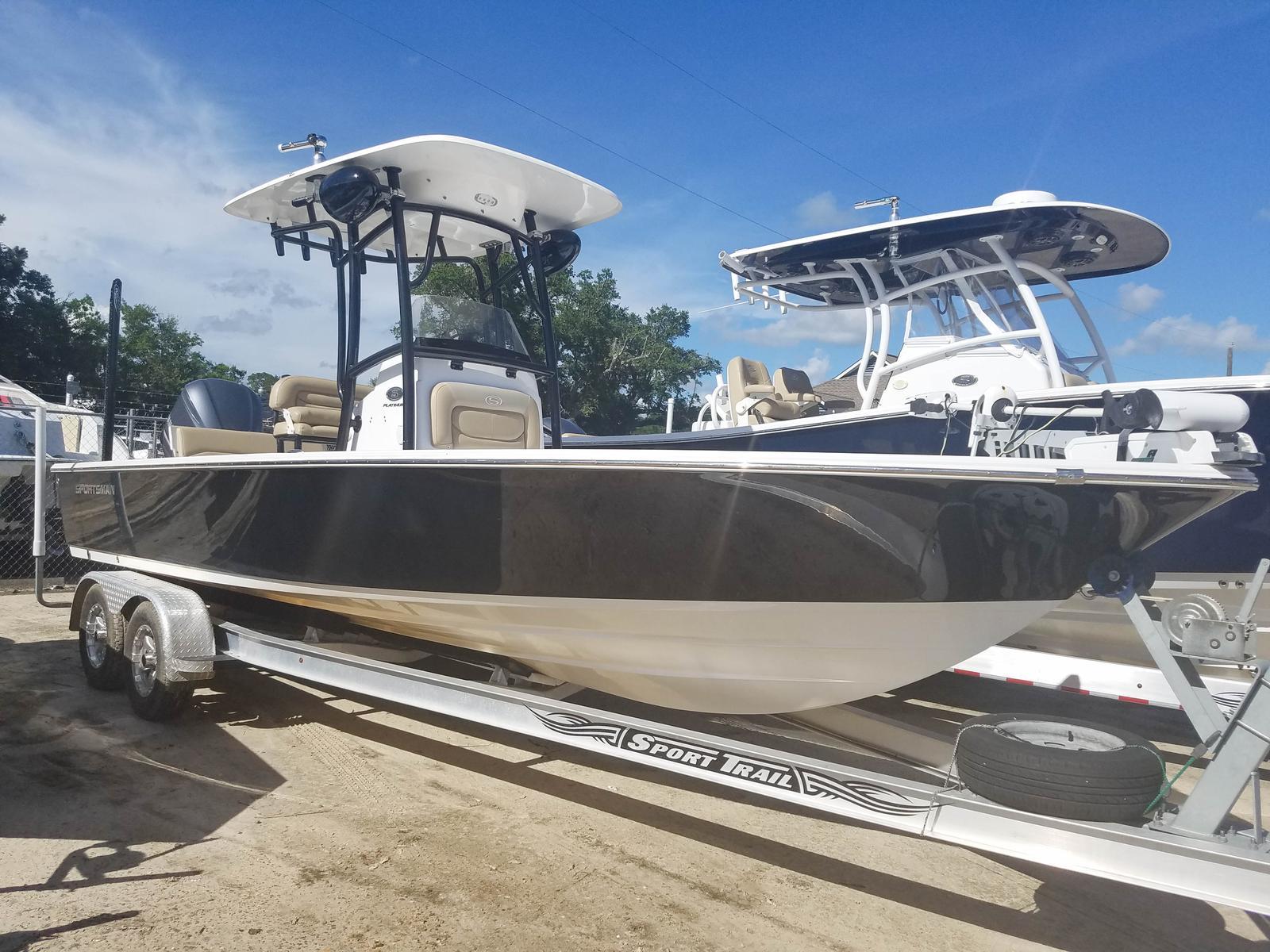 Sportsman Boats Bay Boat Masters 247