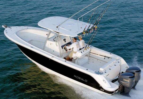 Robalo R300 Cc - New Boat Manufacturer Provided Image