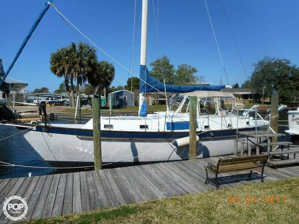 Irwin 37 1982 Irwin Yachts 37 for sale in Crystal River, FL
