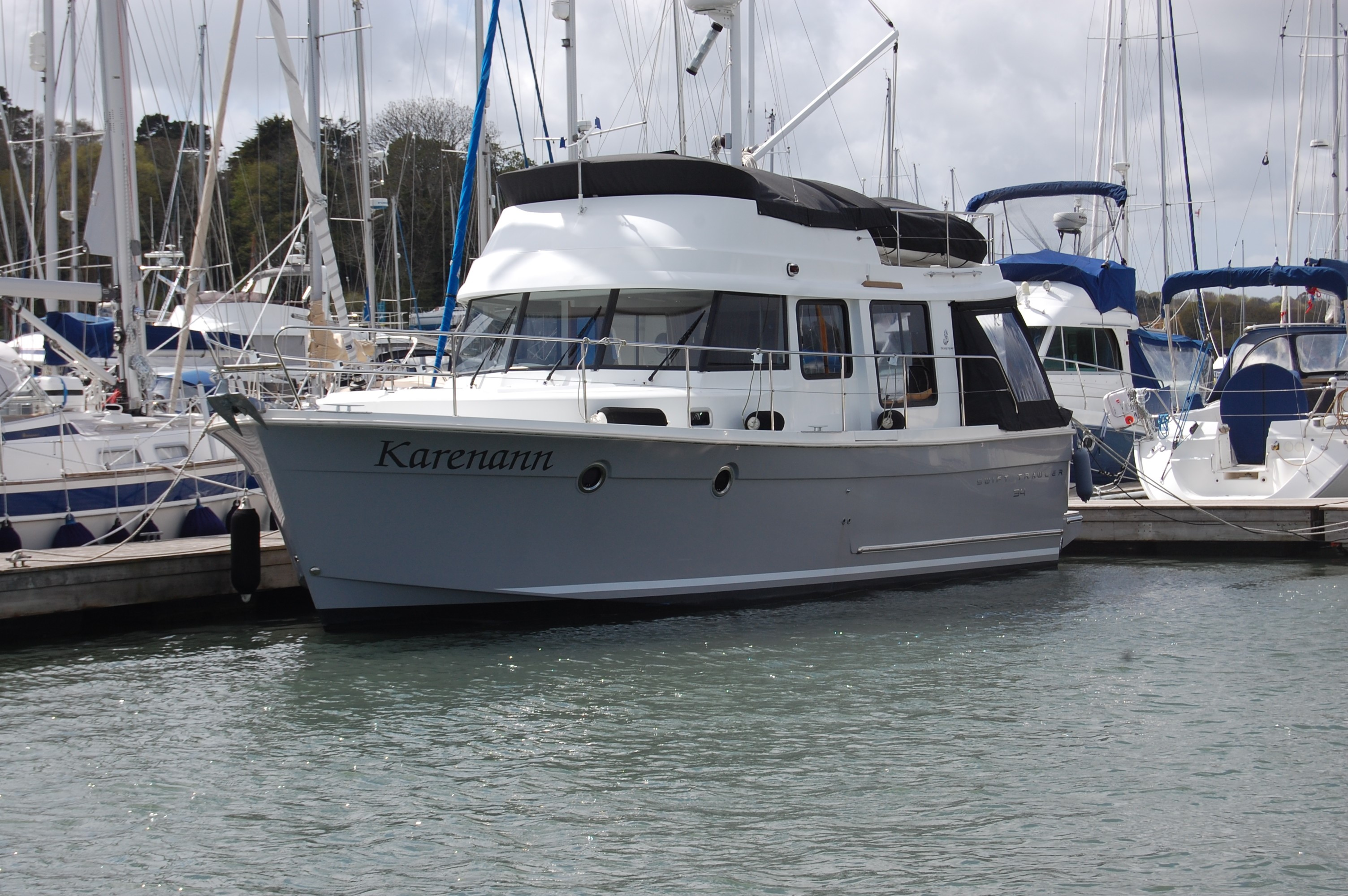 Beneteau Swift Trawler 34 Fly Beneteau Swift Trawler 34 Fly