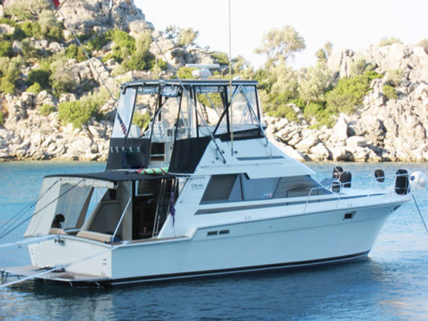 Luhrs 400 Tournament PROFILE