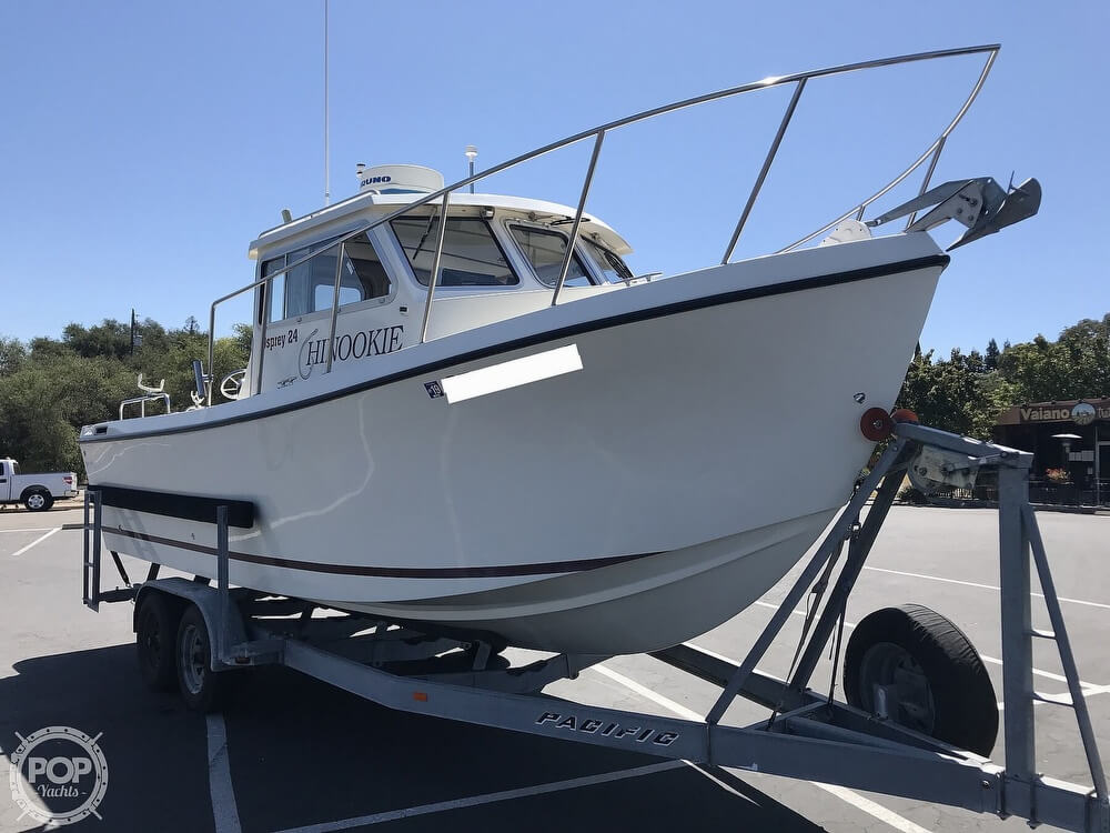 Osprey 24 Fisherman 2005 Osprey 24 Fisherman for sale in Granite Bay, CA