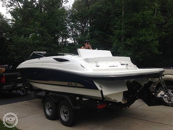 Sea Ray 230 SLX 2014 Sea Ray 23 for sale in Derby, NY