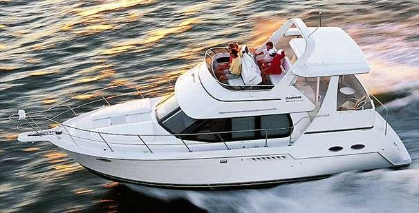 Carver 356 Aft Cabin Motor Yacht Manufacturer Provided Image