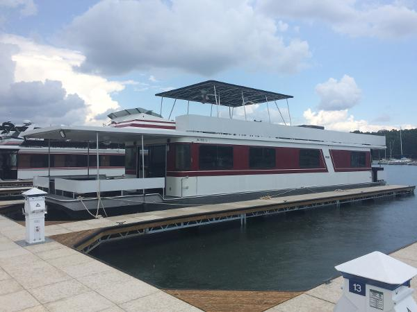 Houseboat Leisure Time 14x72