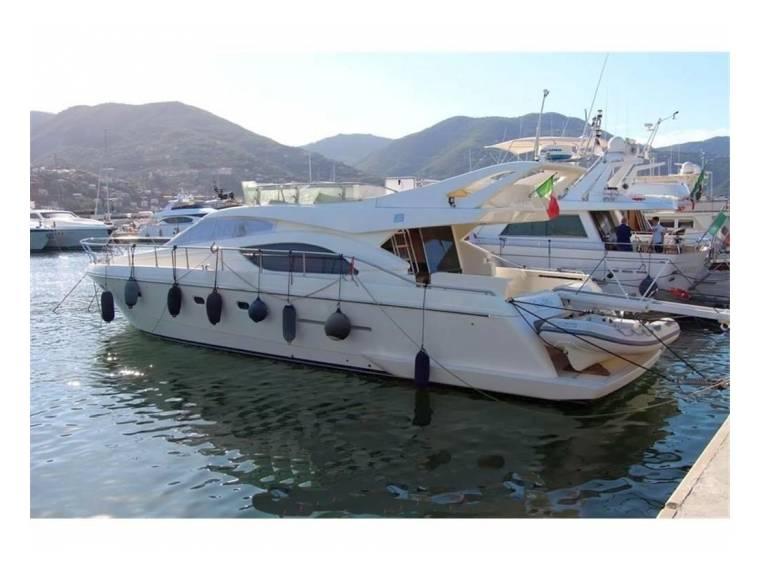 Ferretti Yachts Ferretti 53'