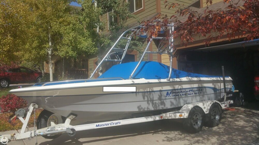 Mastercraft Prostar 205 Sammy Duvall Edition 1998 Mastercraft ProStar 205 Sammy Duvall Edition for sale in Park City, UT