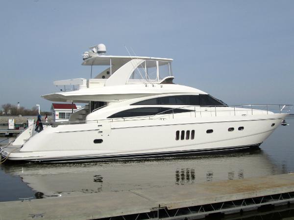 Viking Sport Cruisers 67 Motor Yacht