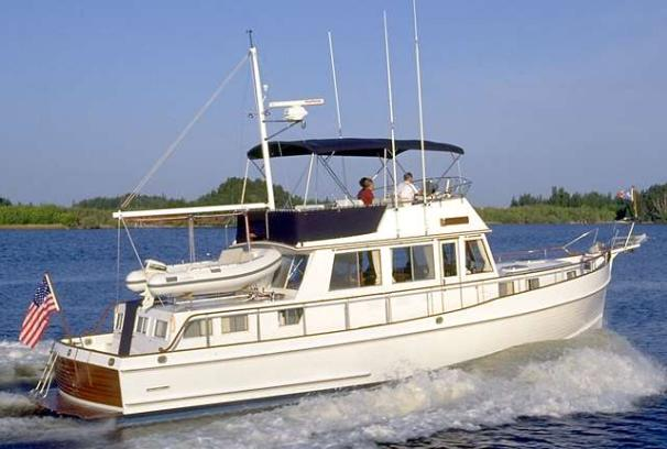 Grand Banks 46 Classic Manufacturer Provided Image
