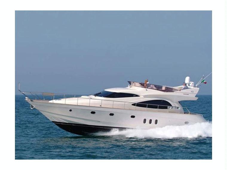 Cayman Yachts CAYMAN YACHTS CYBER 62'