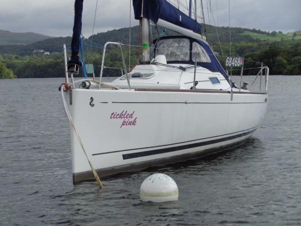 Beneteau First 27.7 Beneteau First 27.7 - Tickled Pink