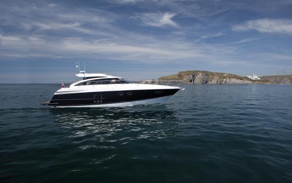 Princess V52 Manufacturer Provided Image: Princess V52