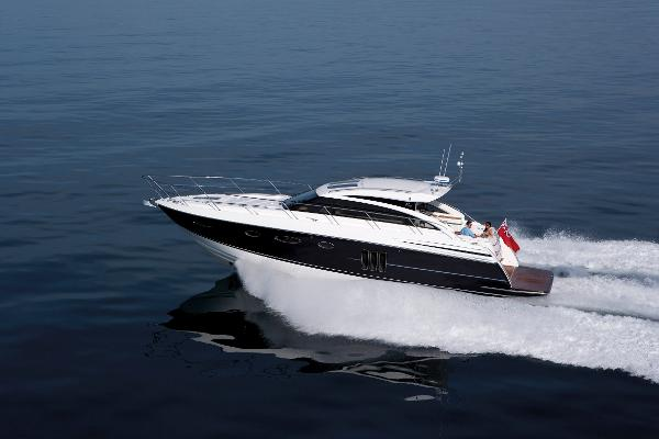 Princess V52 Side Shot