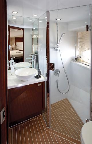Princess V52 Guest Bathroom