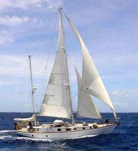 Explorer Blue Water Cruiser Ketch Sister Ship