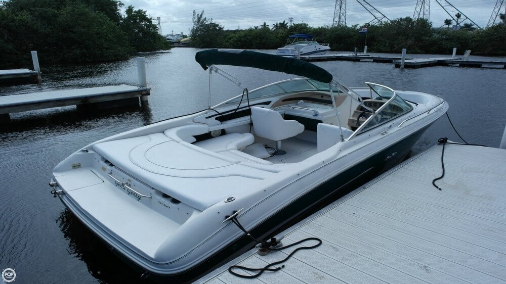 Sea Ray 230 Bow Rider 2000 Sea Ray 230 bowrider for sale in Dania, FL