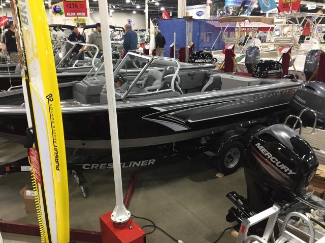 Center console crestliner boats for sale for Coast to coast motors conroe tx