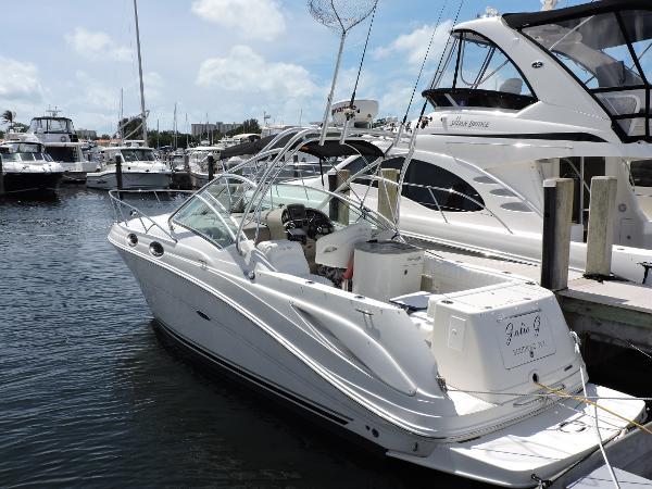 Sea Ray 270 Amberjack