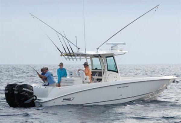 Boston Whaler 320 Outrage Manufacturer Outrage 320 Picture