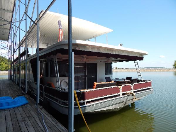 Sumerset 85 x 20 Houseboat