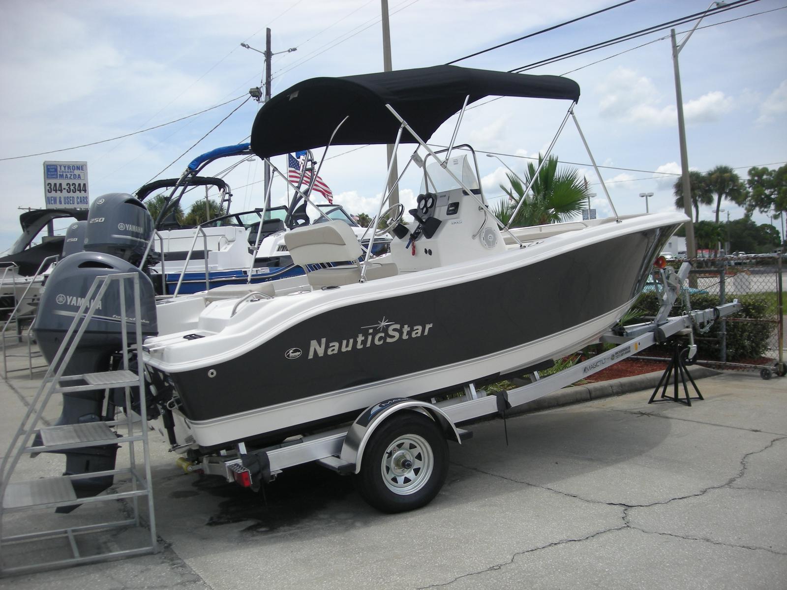 NauticStar 19 XS