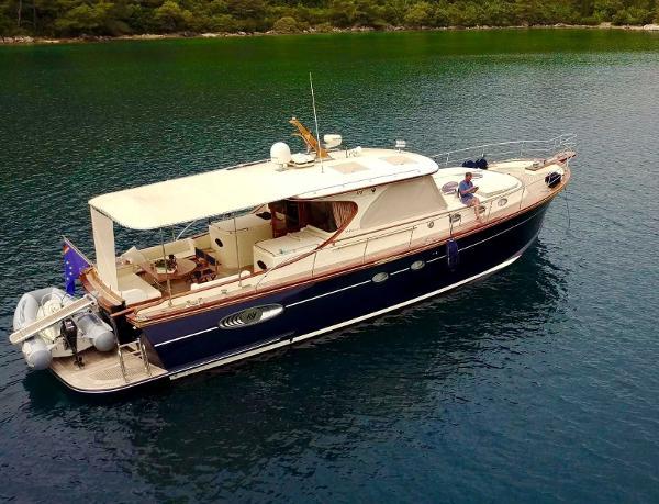 Abati Yachts Portland 55 Motor Yacht