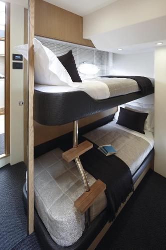 Princess V57 Starboard Guest Cabin