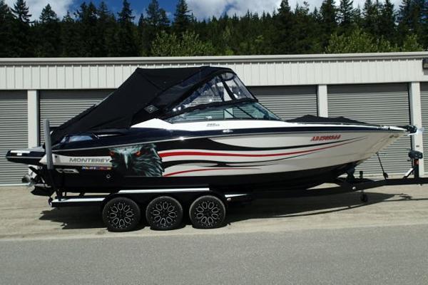 Monterey 288 Super Sport