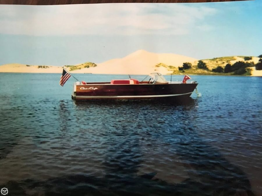 1959 Chris Craft Ski Boat 17 Grand Junction Michigan