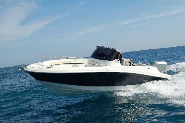 Custom 650 Open Ocean Craft Sun Deck