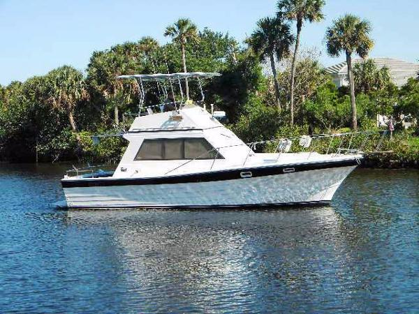 Custom Pequod Yacht SemiCustom Sedan Profile