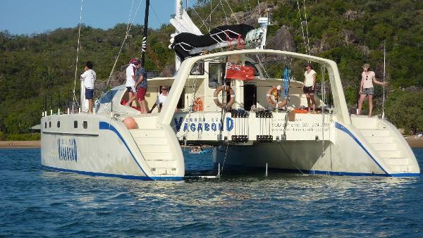Kurt Hughes KHSD 60 Catamaran South Seas Vagabond