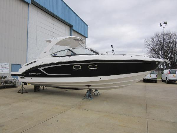 Chaparral 337 SSX PROFILE