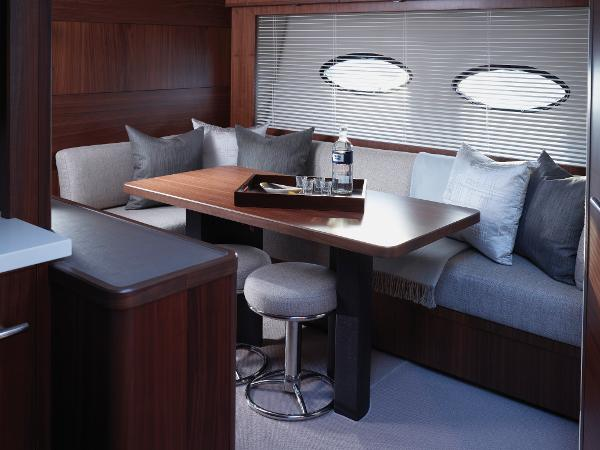 Princess V62-S Dining Area